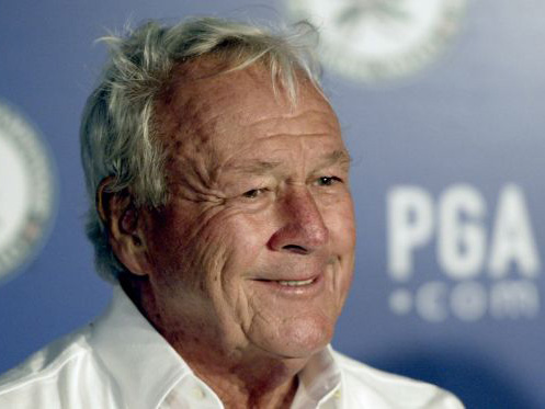 Tributes Continue for Arnold Palmer