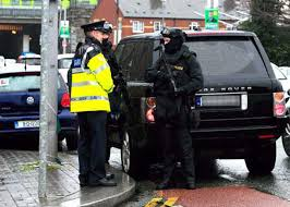 A Meeting's Been Held In Dublin On Gangland Crime