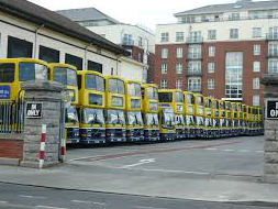 Dublin Bus Strikes Suspended