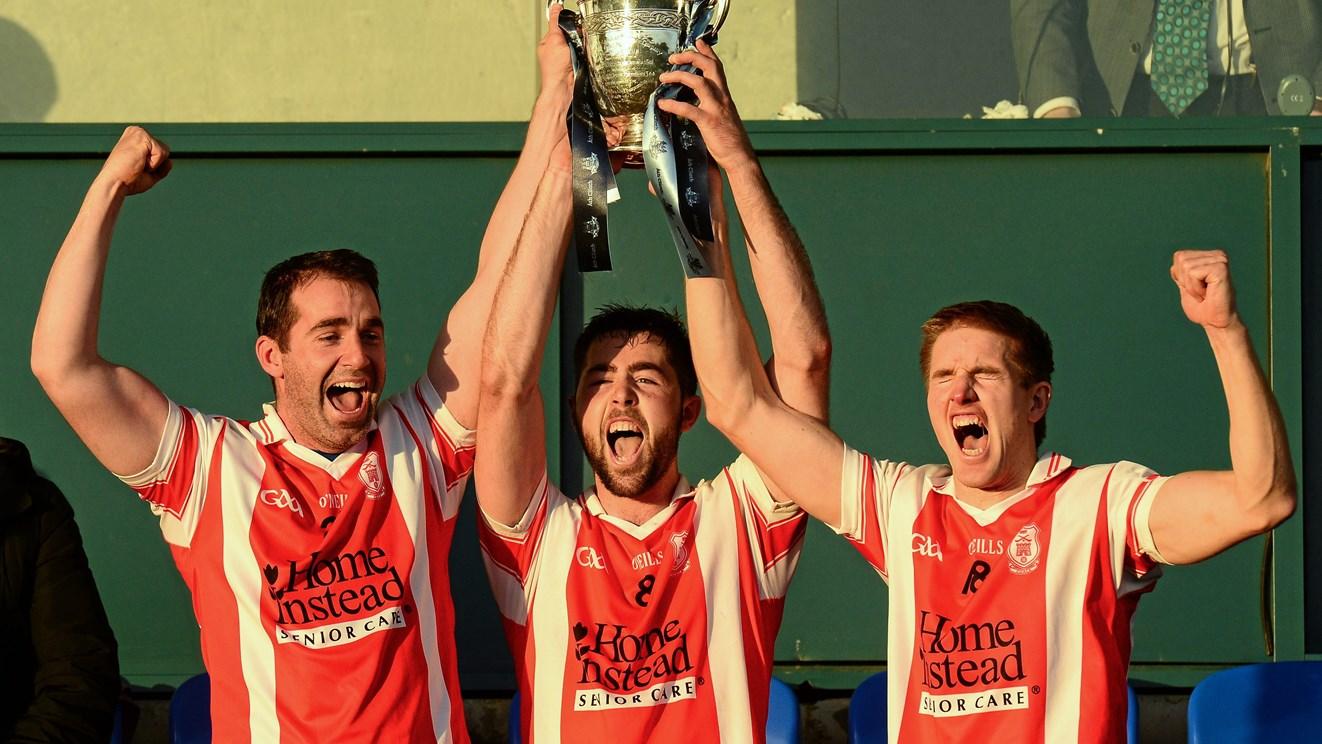 Dublin champions land Lucan in DSHC