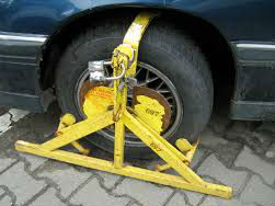 Drivers Fined For Removing Clamps