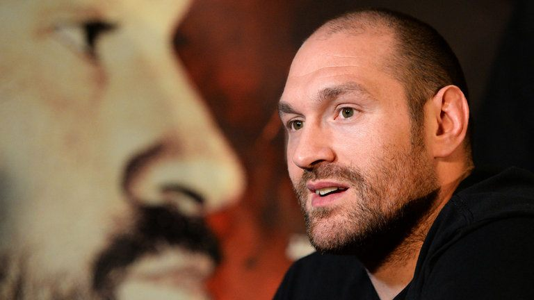 Fury boxing licence suspended