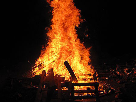 The Council's To Track Down Bonfire Material