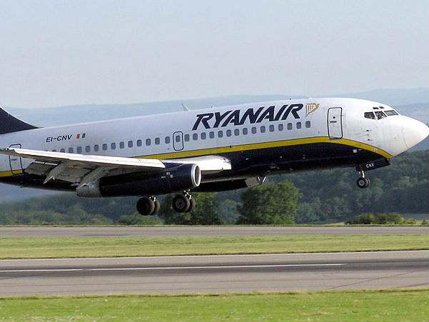 More Ryanair Flights Laid On To Bratislava