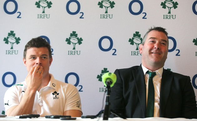 O'Driscoll 'I met Anthony at a funeral and 36 hours later he's no more'