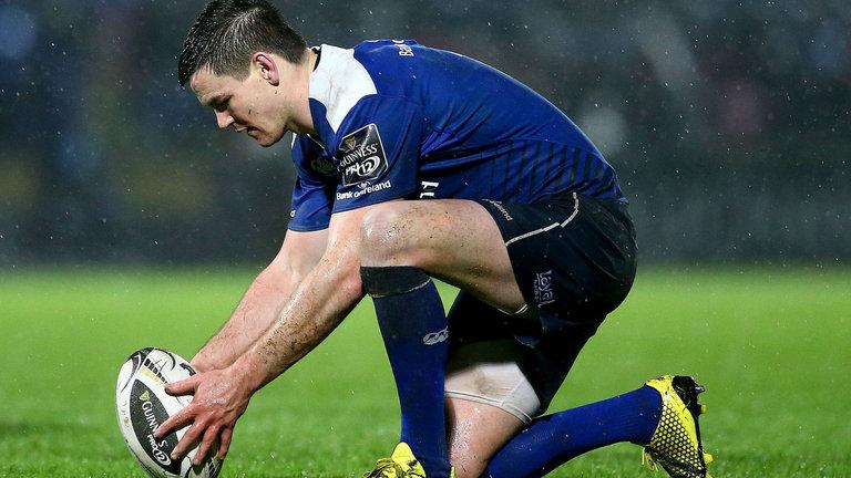 Leinster Sweat on Sexton
