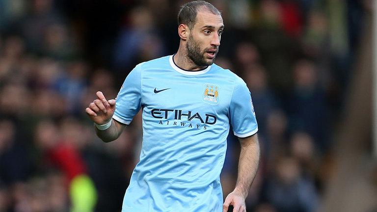 Zabaleta: 'Blues must be perfect to beat Barcelona'