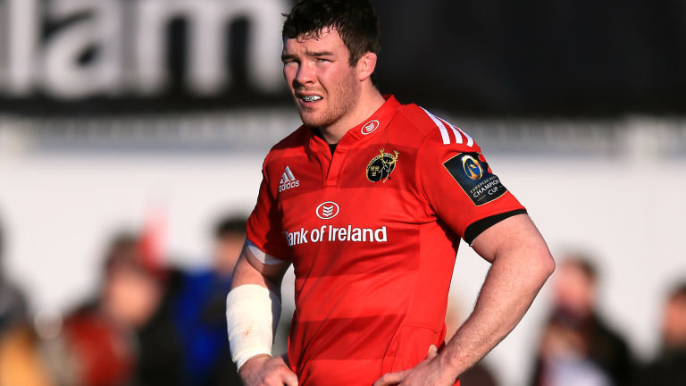 Emotional Peter O'Mahony pays tribute to Anthony Foley