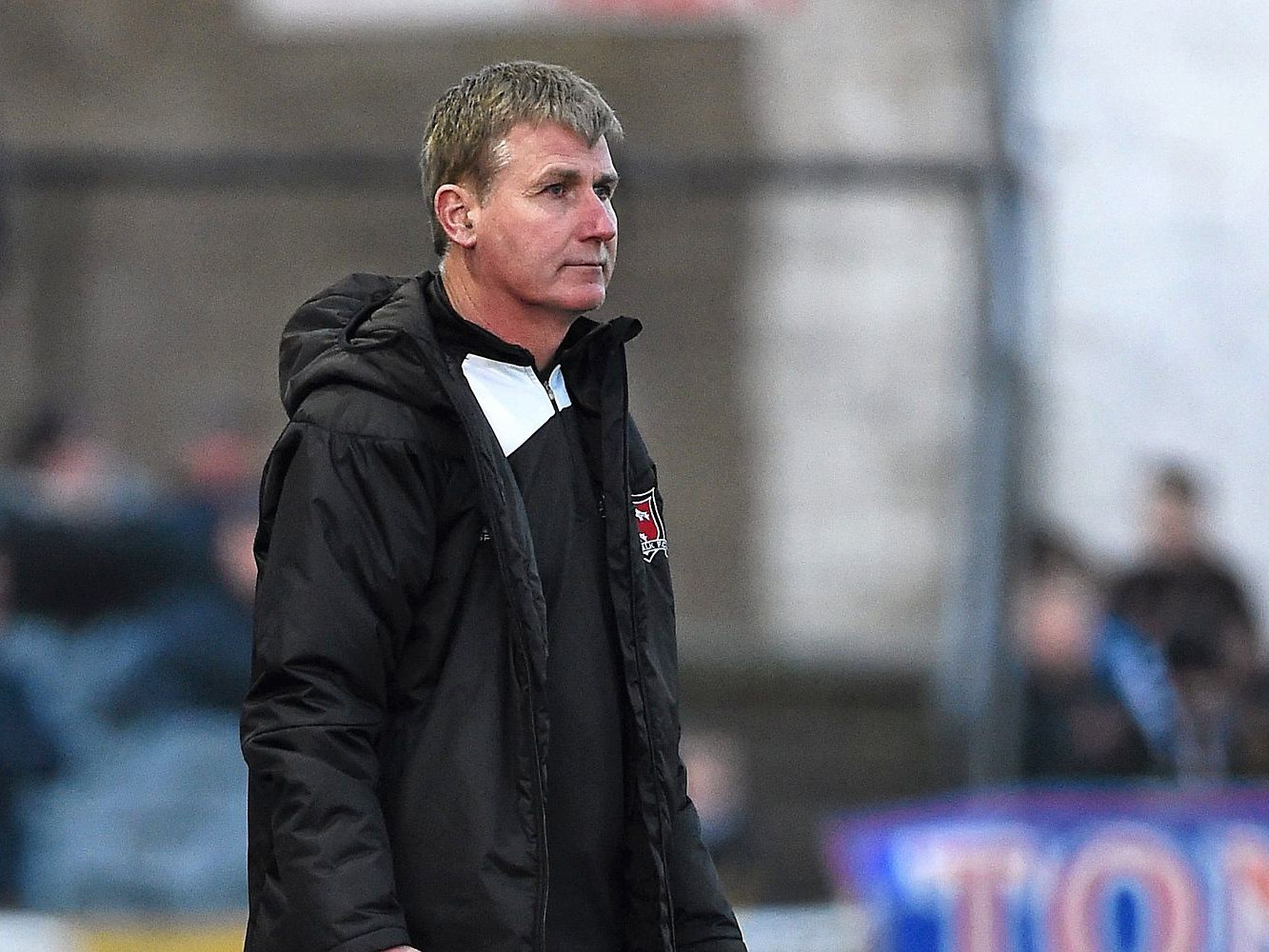 Stephen Kenny proud of his players
