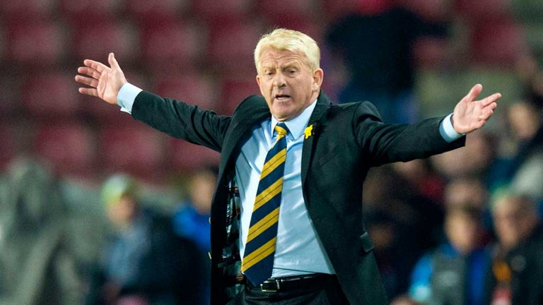 Strachan future not guaranteed