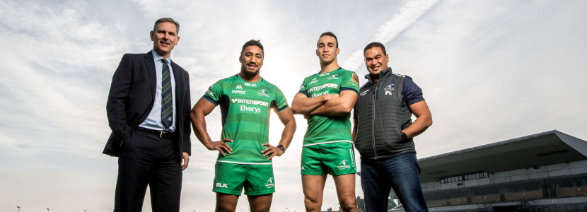Aki and Dillane pen new deals with Connacht