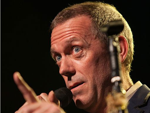 Hugh Laurie To Get Hollywood Star