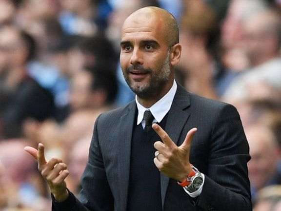 Pep guarded ahead of Manchester derby
