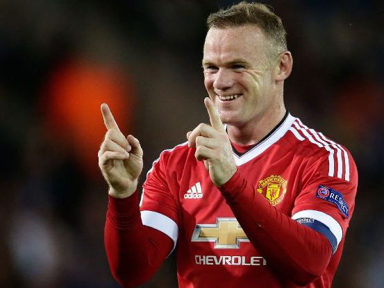 LA Galaxy eye up Rooney