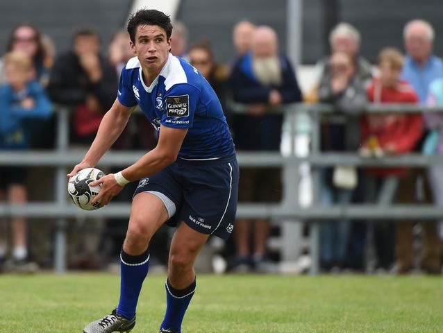 Carbery back in for Leinster