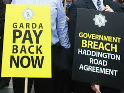 Garda Action's Looking More Likely