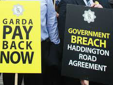 Gardai To Decide On Pay Offer