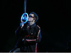 Bono Honoured By Glam Mag