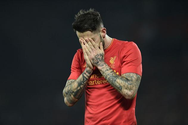 Ings injury blow for Liverpool