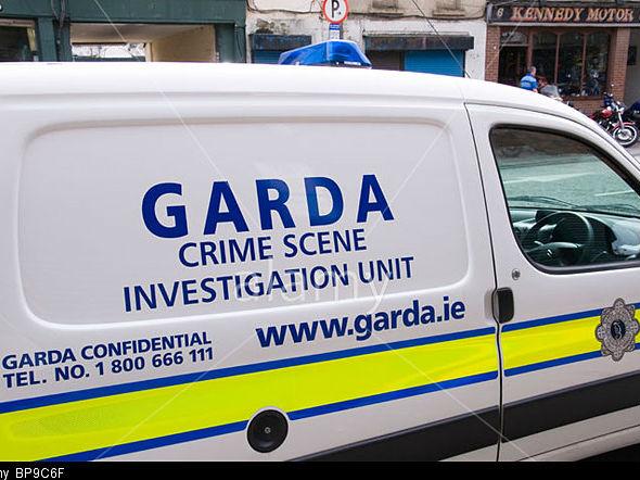 Gardai Investigate A Dublin Shooting