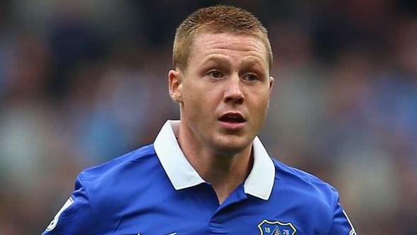 Koeman tells McCarthy to stay on Merseyside