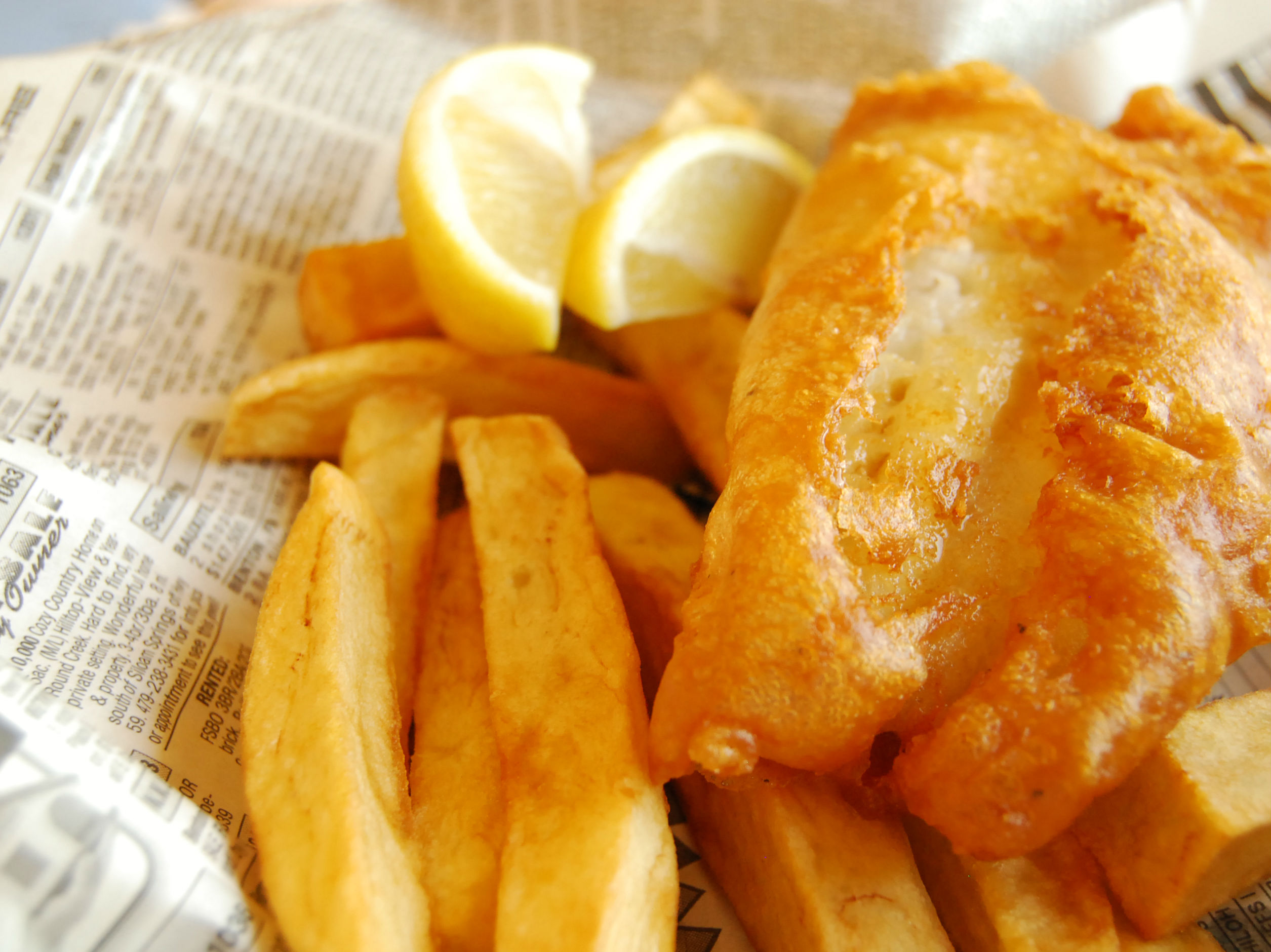 Bad News For Fish And Chip Lovers