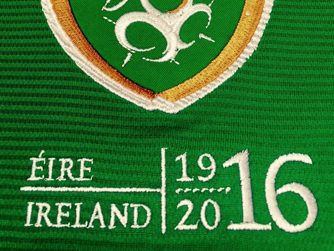 FIFA open proceedings against the FAI over 1916 logo