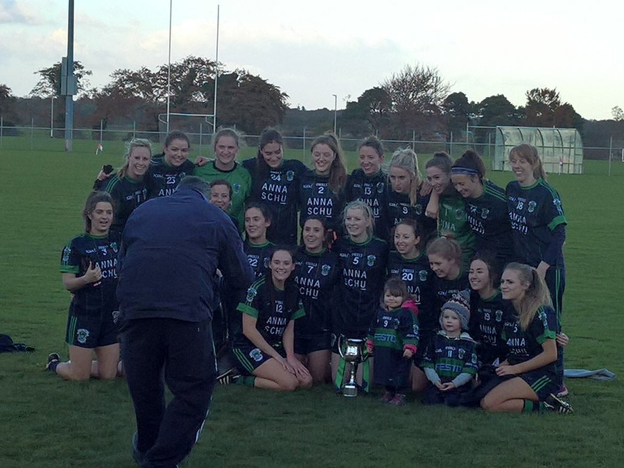 Foxrock Cabinteely crowned Leinster champions