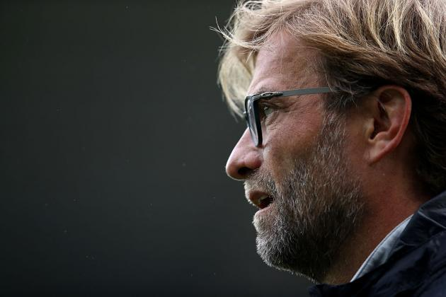 Klopp calm as Liverpool go top