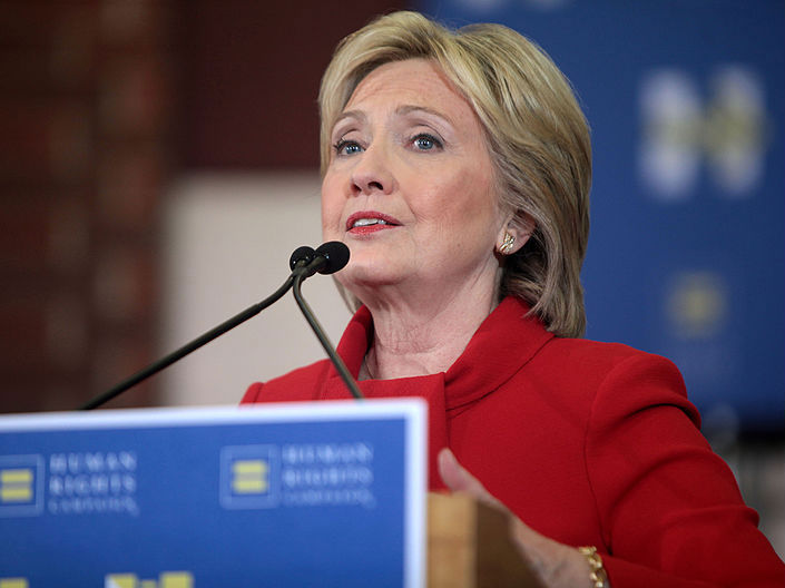Hillary Clinton's Cleared By FBI