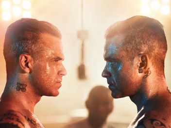 Erasure To Support Robbie Williams