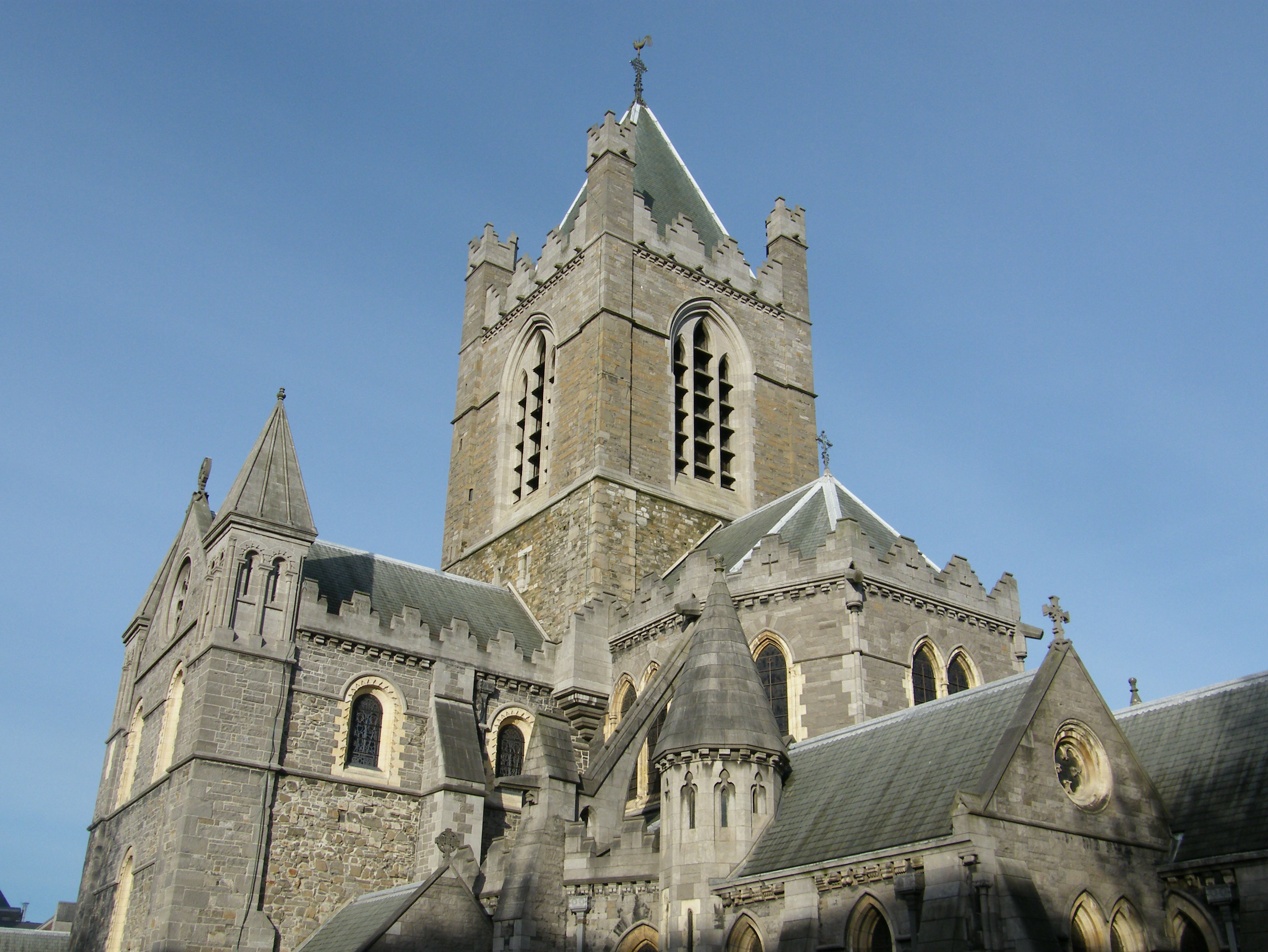 Former Dublin Church Worker Jailed For Abuse