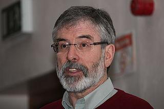 Sinn Féin president  to be honoured in New York today