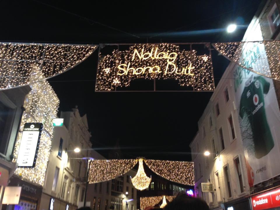 Grafton Christmas Lights Go On