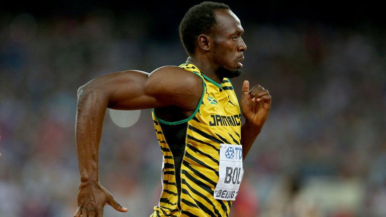 No joke as Bolt to train with Borussia Dortmund