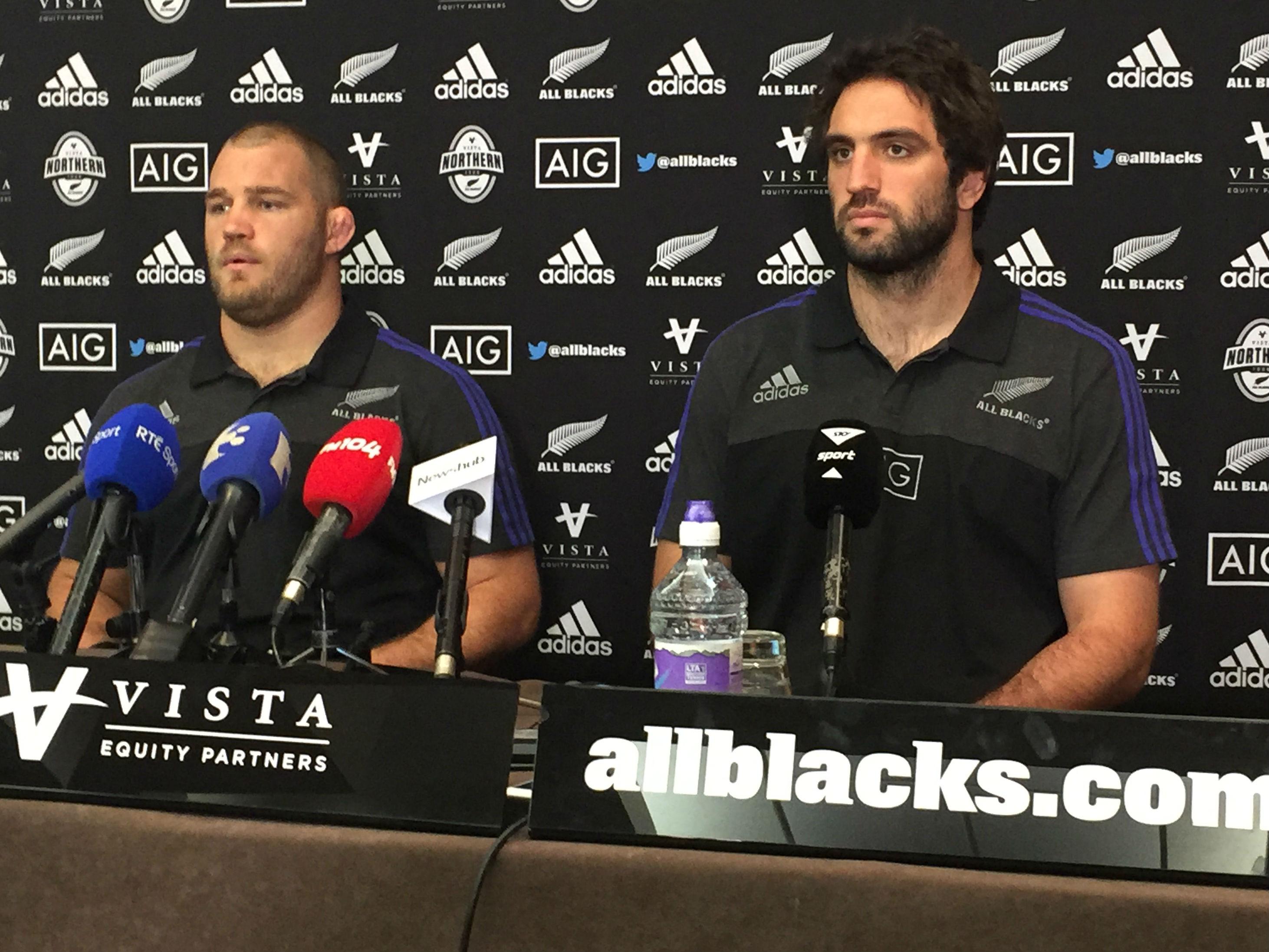 All Blacks all guns blazing for return Ireland test