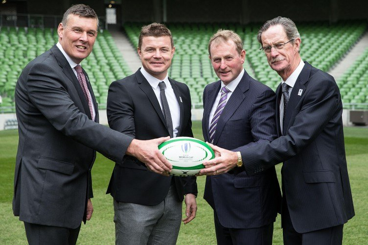 IRFU beefs up World Cup bid