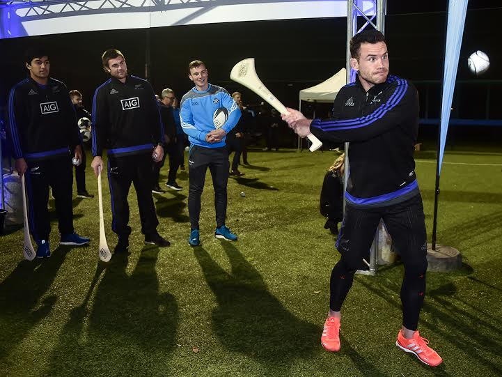 Crotty: 'All Blacks gutted to lose to Ireland'