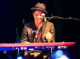 Bruno Mars Comes To Dublin