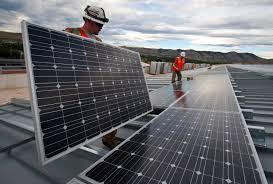 Solar Energy For Dublin