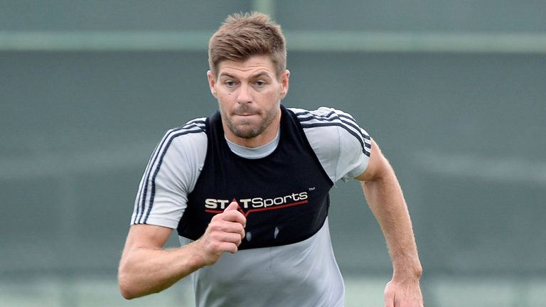 Brendan Rodgers plays down link with Steven Gerrard