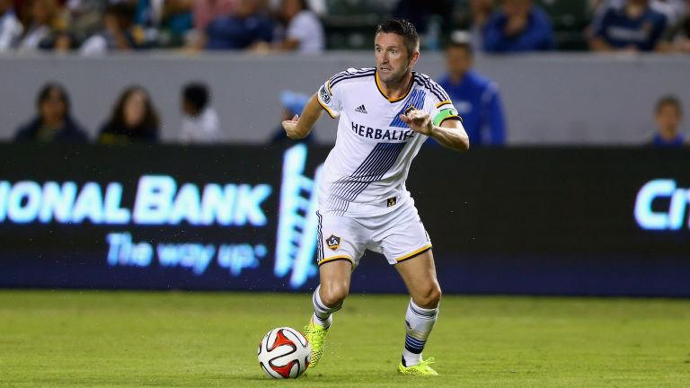Keane calls time on LA Galaxy career