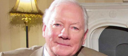 Gay Byrne Facing Cancer Diagnosis