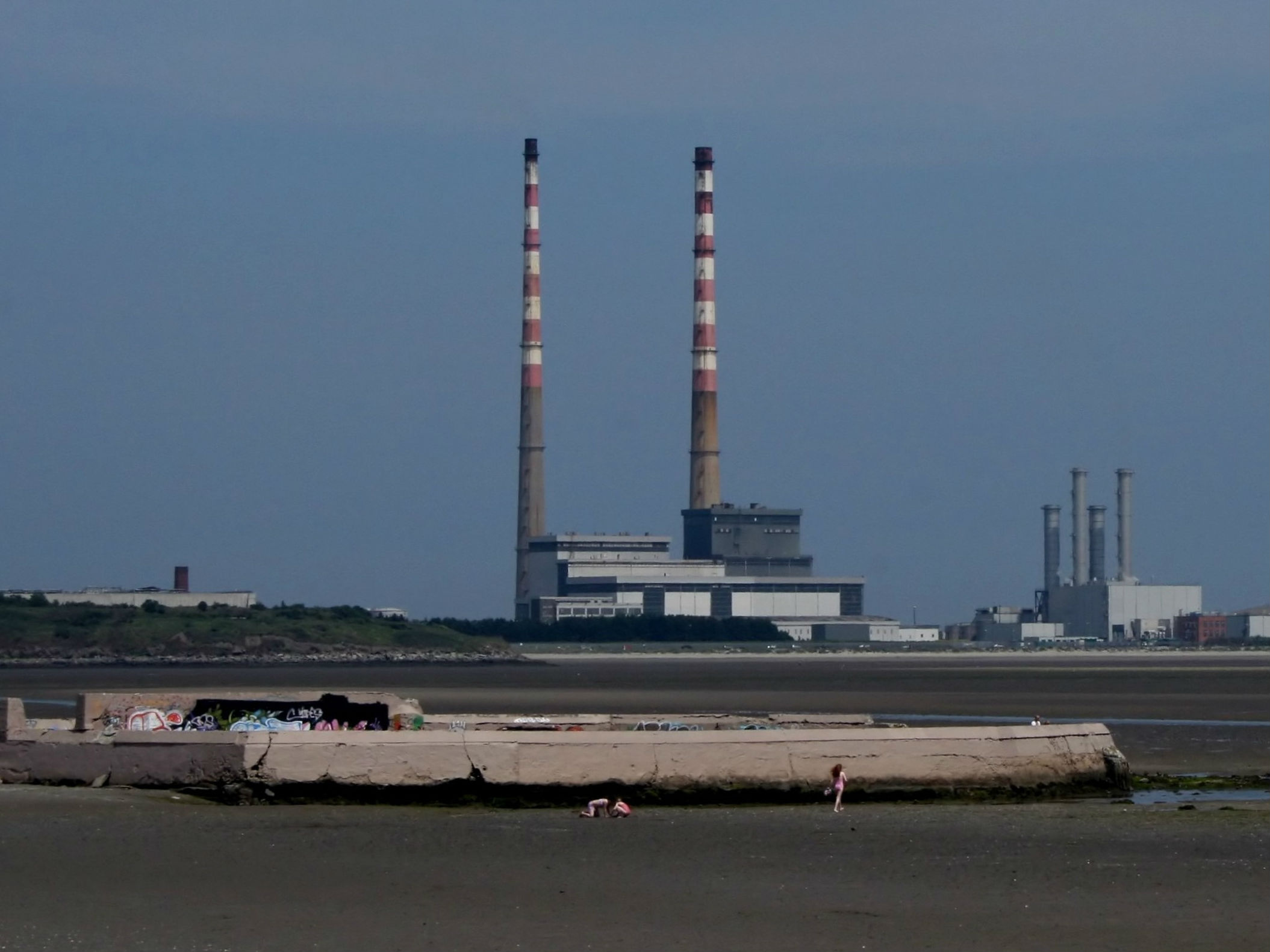 A Studio May Not Be Built In Poolbeg