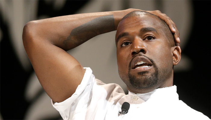 Kanye Admitted To Hospital