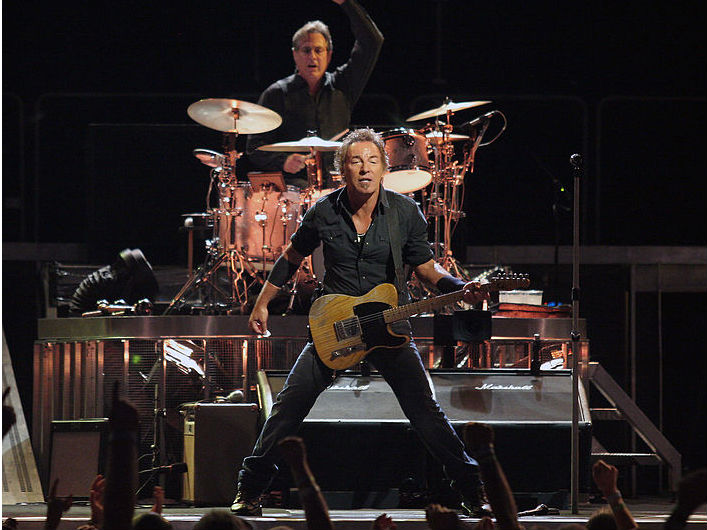 Bruce Springsteen Among Medal Recipients
