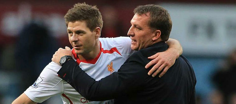 Murphy says Gerrard won't join Rodgers at Celtic