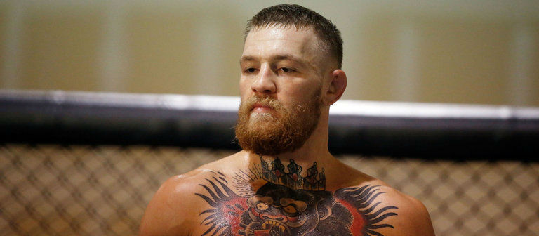 McGregor 'would entertain' move to WWE says agent