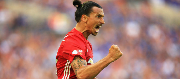 Zlatan set for one more year at United
