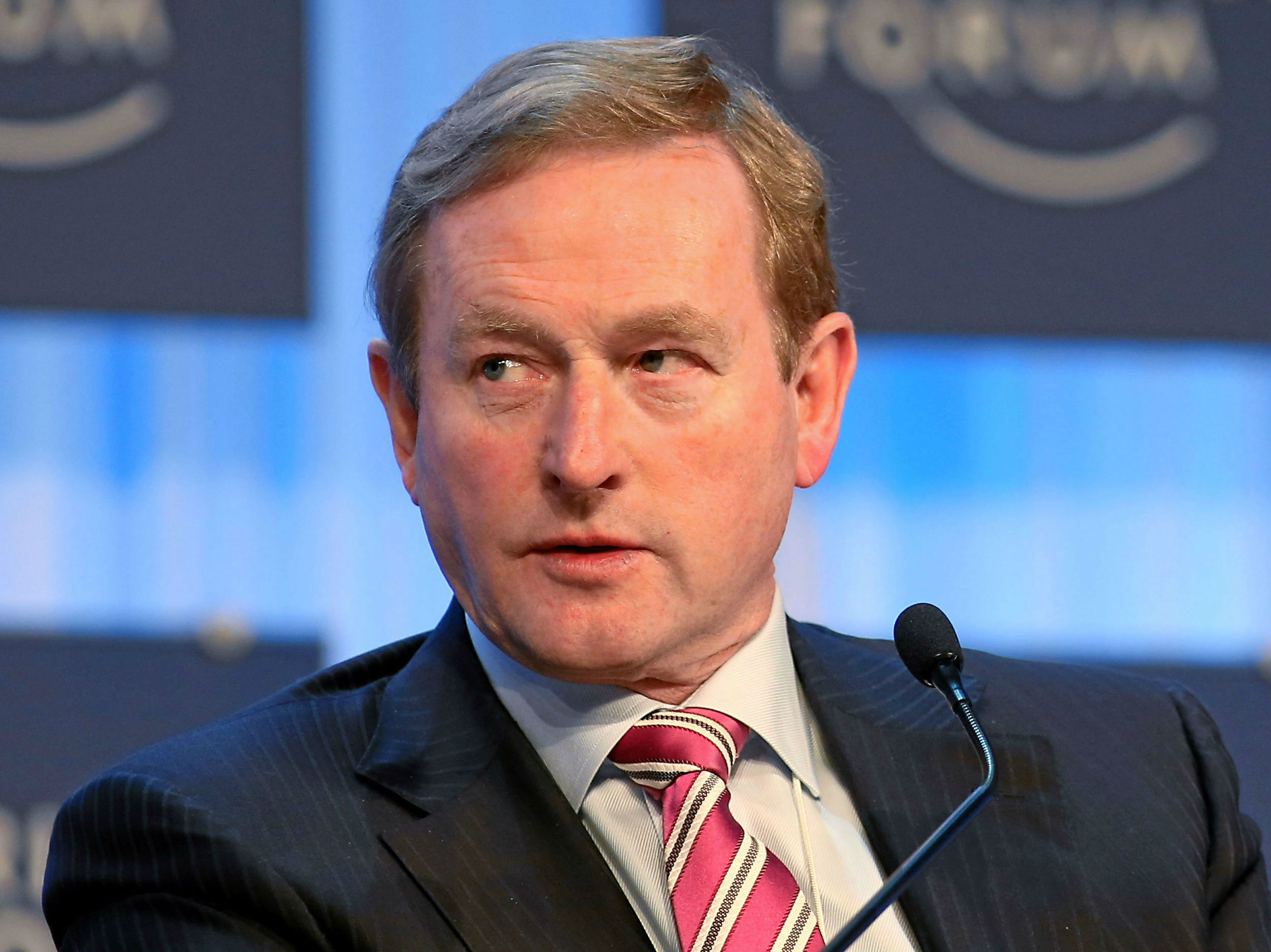 Enda Kenny's To Meet The Pope